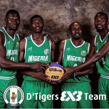 2018 National 3x3 Team